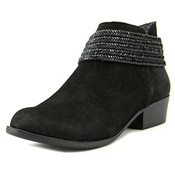 Women's Booties: Clayton - Black/8