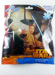 Star Wars OBI Wan Kenob Puzzle on the Go 100 Pieces