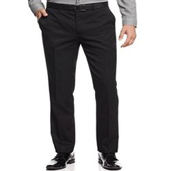 Edge By Wd-ny Edv Slim-Fit Pants - Black - Size: 36x32