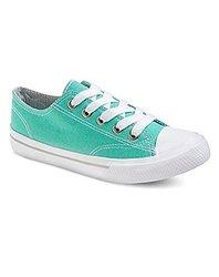Circo Girls' G Mirra Sneakers - Mint Green - Size: 3