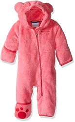 Foxy Baby II Bunting - Infant Girls Camellia Rose/Punch Pink, 0/3M