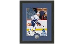 Auston Matthews NHL Debut Scoring Record Single Coin Photo Mint 12x15