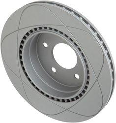 ATE CW28716 PremiumOne Iron Alloy Disc Brake Rotor