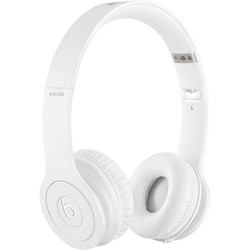Beats by Dre Solo HD On-Ear Headphones - Drenched in White