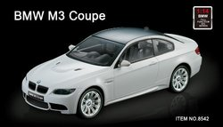 MJX BMW M3 Coupe 1: 14 LED Tri Band Ready to Run Remote Controlled Car Toy