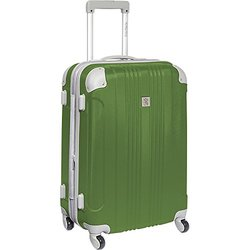 """Beverly Hills Country Club Newport 24"""" Hardside Spinner: Green"""