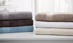 Wexley Home Heavyweight Towel Sets: Sand Stone