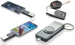MyCable Emergency Charging Keychains for Phone