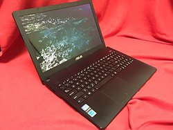 "Asus - 15.6"" Laptop - 4GB Memory - 500GB Hard Drive - Matte Black"