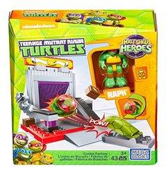 Mega Bloks Teenage Mutant Ninja Turtles Half-Shell Heroes Cookie Factory Battle