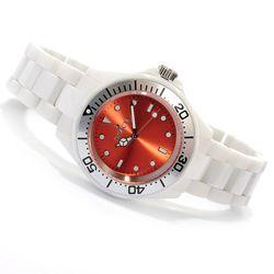 Invicta Men's 41mm Mid-Size Pro Diver Ceramic Quartz Bracelet Watch- White
