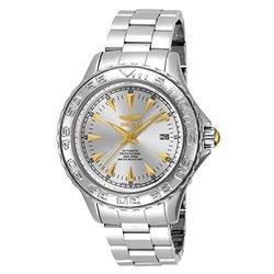Invicta Men's Pro Diver Ocean Ghost Automatic Stainless Steel Bracelet Watch W1dc Silvertone Men's
