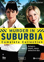 Murder in Suburbia: Complete Collection [4 Discs]