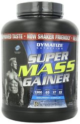 Dymatize Nutrition Super Mass Gainer - Gourmet Vanilla - 6 Pound