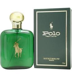 Polo by Ralph Lauren Men's Polo Eau de Toilette Spray - 2 Oz.