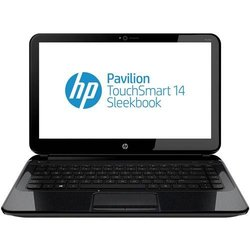 "HP Pavilion Sleekbook 14"" Laptop 1.4GHz 4GB 500GB Windows 8 (14-B109WM)"
