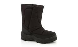 Snow Tec Women's Snow Boots Frost-5 Black: 10