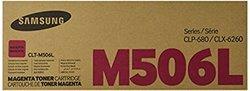 Samsung CLT-M506L Magenta 3.5K High Yield Toner Cartridge Toner