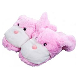 Kids Cuddlee Slippers: Bunny