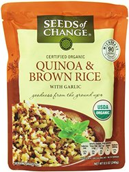 Seeds of Change Organic Quinoa and Brown Rice - 8.5 Oz - 6 count