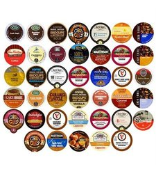 Coffee Single Serve Cups For K cups Brewer Variety Pack