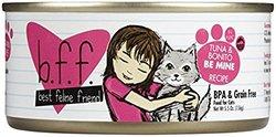 Best Feline Friend BFF Tuna & Bonito Be Mine Recipe (in Aspic), 5.5 oz