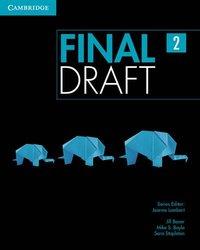 Final Draft Level 2 Student's Book with Online Writing Pack