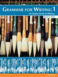 Grammar for Writing 1 (2nd Revised edition)