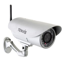 Tenvis IP391W HD Wireless Waterproof Security CCTV Camera with Outdoor