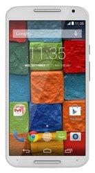 Unlocked Motorola Moto X - 2nd Generation 16GB White Bamboo Smartphone