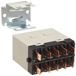 Omron General Purpose Relay with Mounting Bracket