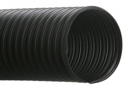 Hi Tech Duravent G-KM Series Chlorinated Polyethylene Air/HVAC Duct Hose
