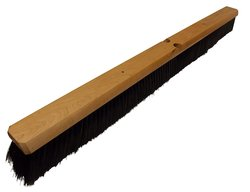 Wilen Polypropylene Floor Sweep - Black - Size: 36""