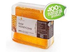 Honey Land Raw Unfiltered Honey Comb Honeycomb Kosher
