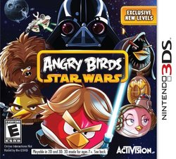 Angry Birds Star Wars for Nintendo 3DS