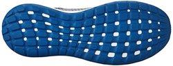 adidas Performance Men's Energy Bounce 2.0 Running Shoe,Grey/White/Equipment Blue,11.5 M US