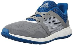 adidas Performance Men's Energy Bounce 2.0 Running Shoe - Grey/Blue - Size: 12.5