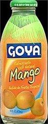 Goya Mango Tropical Beverage - Pack of 12/16 ounces each
