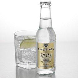 Fever Tree Natural Flavors Premium Indian Tonic Water