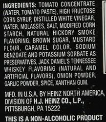 Jack Daniel's Hickory Brown Sugar Barbecue Sauce - 19 Oz