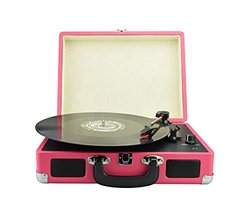 ASON Portable USB Briefcase Turntable