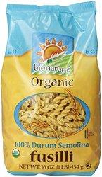Bionaturae Organic Fusilli Pasta - 16 oz.