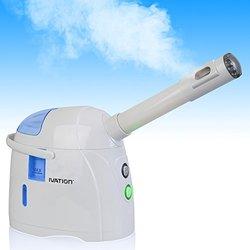 Ivation Portable Sauna: Dual-Temperature Facial Steamer w/Micro-Fine Hot & Cool Mist Output (Original)