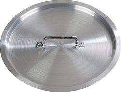 """Carlisle 3003 Aluminum Cover - 14-1/4"""" Diameter (61232C)"""