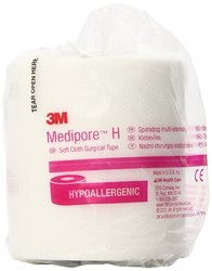 3M Medipore H Soft Cloth Tape - Pack of 12 (2863)