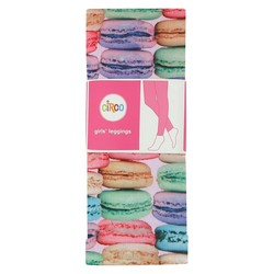 Circo Girl's Macaroon Cookies Leggings - Multi - Size: 7/8