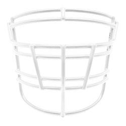 Schutt Sports TRJOP DW XL Super Pro Varsity Titanium Football Faceguard, White