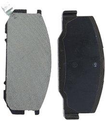 Axxis 45-02450D Deluxe Advanced Premium Ceramic Brake Pad Set
