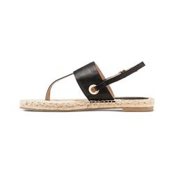 Merona Women's Cappi Slide Sandals - Black - Size: 8