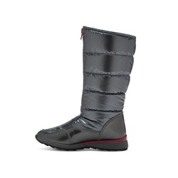Buffy Girls' Buffy Tall Pack Winter Boots - Silver - Size: 6